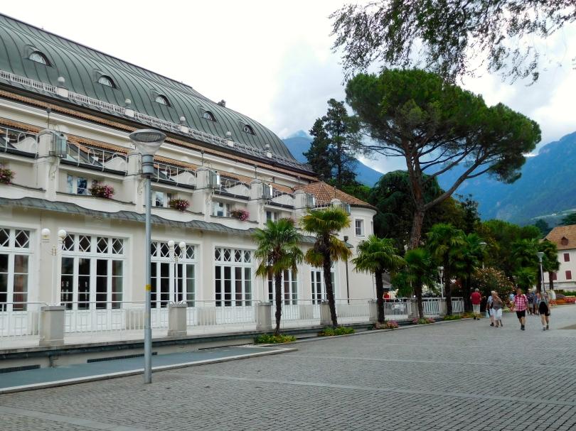 Kurgebiet Meran in Südtirol